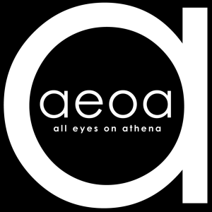 All Eyes On Athena - Logo