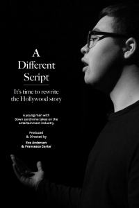 A Different Script - Movie Poster