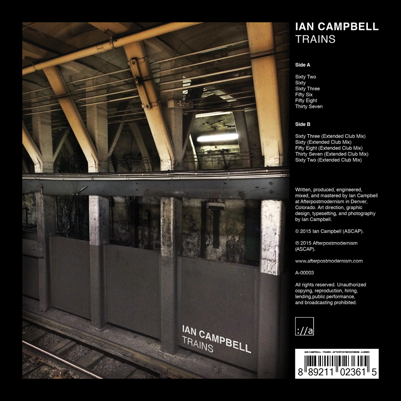 Ian Campbell - Trains