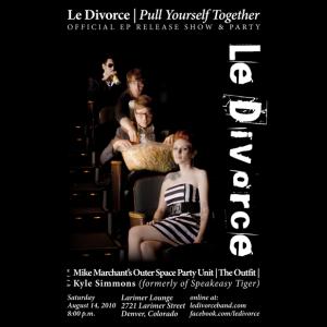 Le Divorce - Show Poster