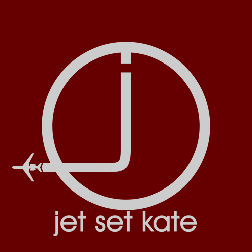 Jet Set Kate - Logo