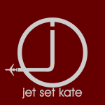 Jet Set Kate - Logo